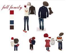 Family photo clothing ideas 3 people