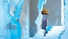 Marc Jacobs winter wonderland