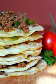 Lakror (Albanian style pizza) recipe