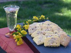 Corn Flour Lemon Cookies from FoodNetwork.com