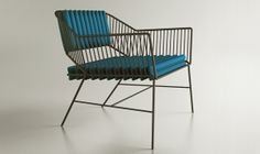 untitled / outdoor chair / 2012 by gud conspiracy