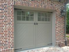 WC5 BSI Wood Carriage Door Garage Door http://www.builderspecialties.net/