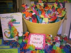 Amazing activities to go with themes and books!  I don't know how she has the time but I love her stuff!