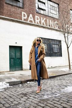 7 amazing camel coat