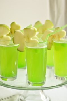 St. patricks day drink