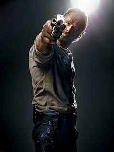 Rick Grimes / Andrew Lincoln / The Walking Dead