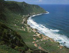 Santa Maria Azores...My parent's homeland.