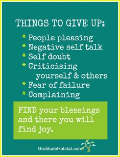 Find your blessings and there you will find joy. www.GratitudeHabitat.com #gratitude-quote