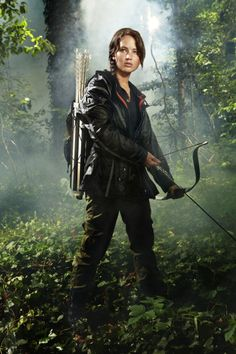 katniss is so cool
