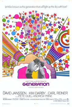 Generation  film poster  1969