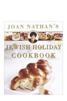 Joan Nathan's Jewish Holiday Cookbook by Random House on @HauteLook