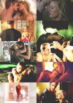 True Blood - Eric and Sookie