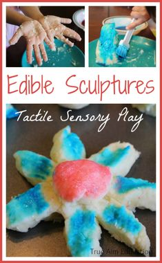 Edible Sculptures