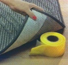 Useful Dorm Item - Rug Gripper (2.5 x 15FT) - Keep Rugs Stationed