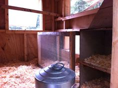A Chicken Safe Place: Easy DIY Instructions- great for injured chicken, integrating new members to the flock, & brooding chicks. backyard chickens