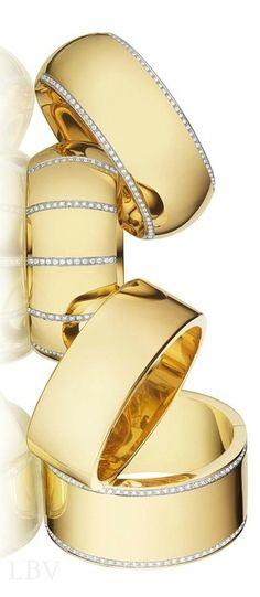 Four Golden Rings w diamonds    LBV ♥✤   BeStayBeautiful