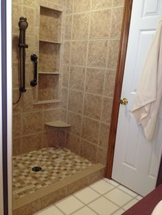Want To Do This To The Master Bath Stand Up Shower
