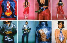 Glamrock, Mr Freedom clothes in Nova magazine, 1970s