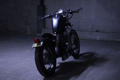 My Honda Rebel 250cc Bobber