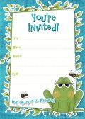 free frog invitation