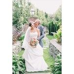 Elegant Garden Wedding at the Twin Oaks Garden Estate - The Wedding Chicks