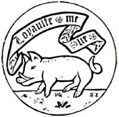 The 'S Saxon Barton's Boar emblem