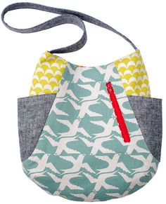 Red Pepper Quilts: 241 Tote Making ~ A Noodlehead Pattern