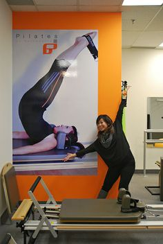 Congrats to Bernadette Recto on opening Pilates by Bernadette in Pickering, Ontario, Canada! http://www.pilatesbybernadette.ca/