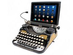 USB Typewriters for your computer and iPad