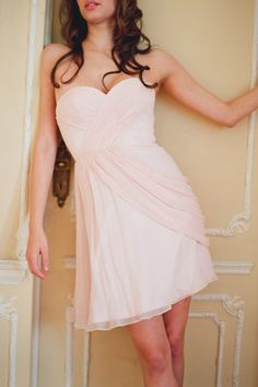 bridesmaid dress, love this one!!