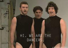 We are the dancers. snl - Single Ladies