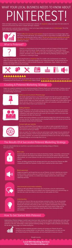 What Your #Local #Business Needs to Know About #Pinterest