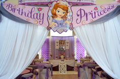 Sofia the First Party #sofiathefirst #party