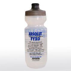FYXO - Absolut FYXO // Meta: #FYXO #bidon #cycling #bottle