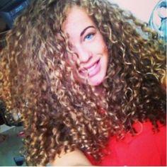 Natural curly hair natural curly hair, beauti curl