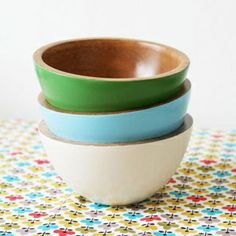 Wooden Bowls / Our Shop