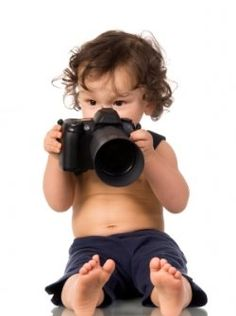 Ten tips for taking great photos of children.