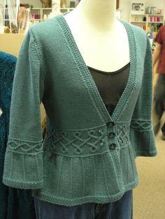 Capstone Sweater by DenaRae on Ravelry