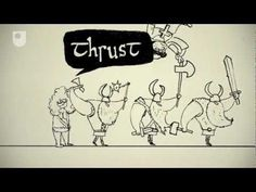 ▶ Anglo-Saxon - The History of English (1/10) - YouTube