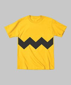 This Yellow Zigzag Tee - Toddler & Kids is perfect! #zulilyfinds
