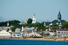 Provincetown, Cape Cod-one of the cutest little towns in New England.