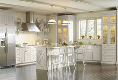 Get inspired for your kitchen remodel! Browse the Martha Stewart Living™ kitchen cabinet catalog from The Home Depot.