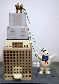 Ghostbusters Cake -awesome!