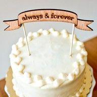 White Pastels Cake
