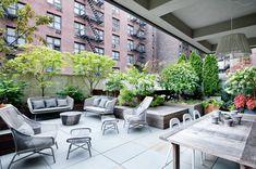 Gramercy Loft by David Howell Design