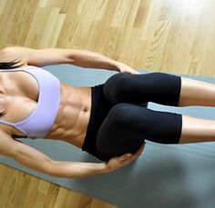 Jackpot! There are a MILLION workout videos here. Just click the one you want for today! http://thintothespo.tumblr.com/workouts