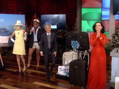'Tis the season... to win a Getaway Cruise on Ellen's 12 Days of Giveaways!