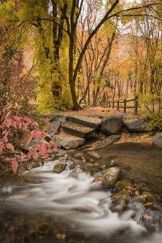 Millcreek Canyon, Utah