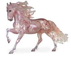 Breyer Pink Ribbon Horse Breast Cancer Benefit Model - NEW for 2010 - Breyer 1350 at TOHTC.com