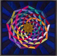 Free pattern !  'Dancing ribbons'